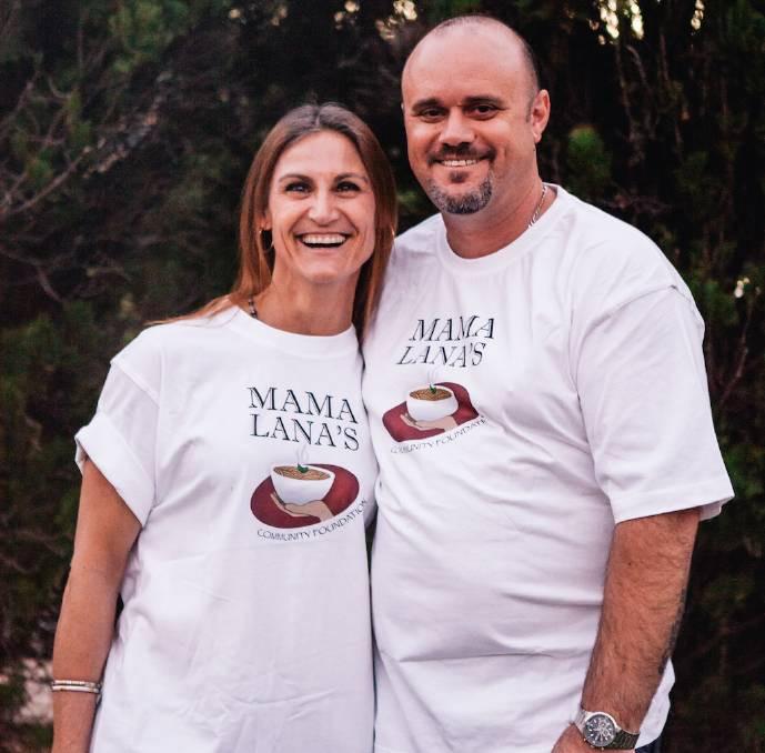 Lana and Roger Borg honoured to represent Bathurst for Australia Day